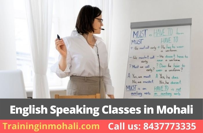 Top 5 English Speaking Coaching Classes in Mohali